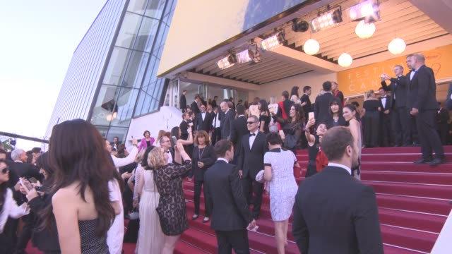ATMOSPHERE at 'Julieta' Red Carpet on May 17 2016 in Cannes France