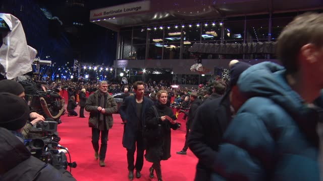 ATMOSPHERE at 'Knight of Cups' Red Carpet 65th Berlin Film Festival at Berlinale Palast on February 08 2015 in Berlin Germany