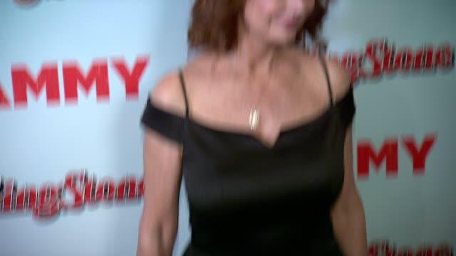 at landmark sunshine cinema on june 26, 2014 in new york city. - nia sanchez stock videos & royalty-free footage