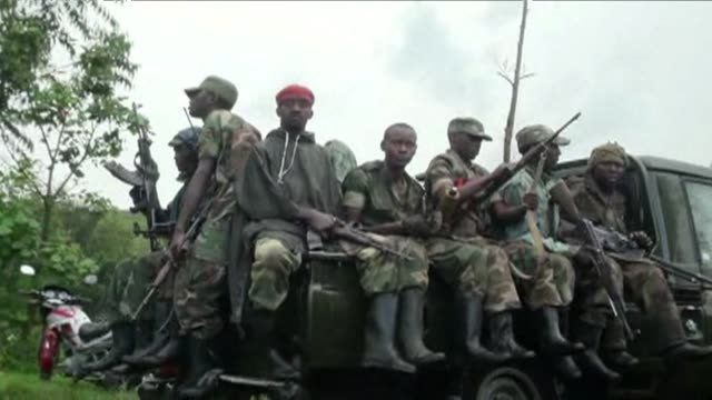 At least 130 people have been killed including 10 soldiers in ongoing clashes between army forces and rebels in eastern Democratic Republic of Congo...