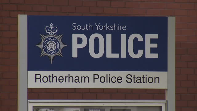 at least 14 hundred children were sexually exploited in one town in a 16 year period as police politicians and social workers failed to act shows... - rotherham stock videos & royalty-free footage