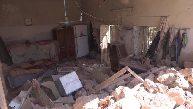 At least 20 people were injured in a regime airstrike on a nursery school in Syria's northwestern Idlib province on Monday according to a local civil...