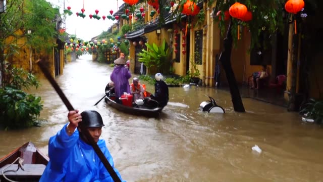 At least 27 people have died and nearly two dozen are missing after Typhoon Damrey barrelled into Vietnam authorities said damaging tens of thousands...