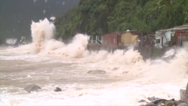 At least 27 people have died and nearly two dozen are missing after Typhoon Damrey barrelled into Vietnam authorities said Sunday damaging tens of...