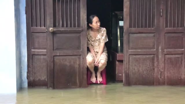 At least 27 people have died and nearly two dozen are missing after Typhoon Damrey barrelled into Vietnam authorities say damaging tens of thousands...