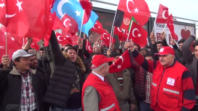 at least 70 asylumseekers in turkey's black sea province have applied for voluntary military service to take part in turkey's ongoing military... - black olive stock videos & royalty-free footage