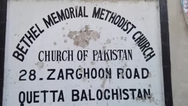 At least five people were killed and 15 wounded when two suicide bombers attacked a church in Pakistan during a service Sunday just over a week...