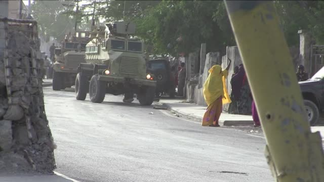 At least five people were killed Thursday in a suicide car bombing against a hotel in Mogadishu on the eve of a visit to the Somali capital by...