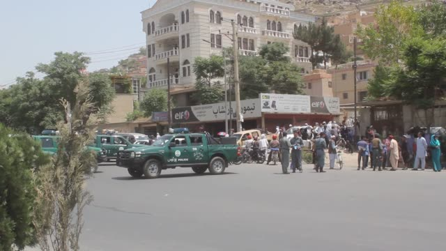 At least seven people were killed and eight others wounded in a suicide bomb attack targeting a gathering of religious scholars in capital Kabul on...