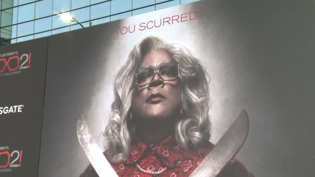 """ATMOSPHERE at Lionsgate Presents the Los Angeles Premiere of Tyler Perry's """"Boo 2 A Madea Halloween"""" in Los Angeles CA"""