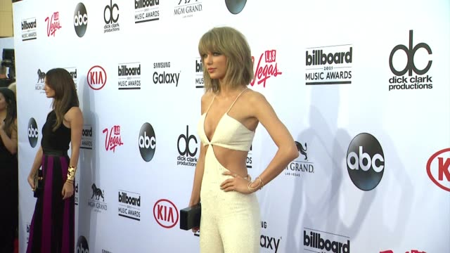 vidéos et rushes de chyron at mgm grand on may 17 2015 in las vegas nevada - billboard music awards