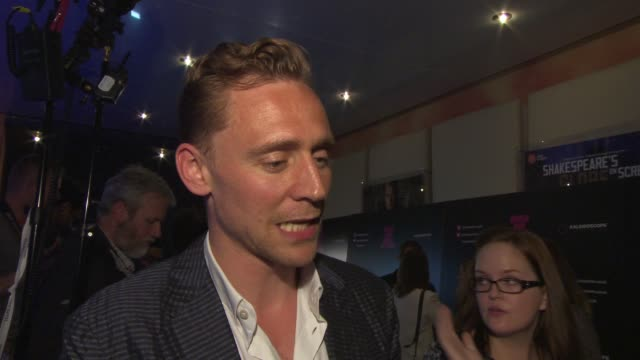 CHYRON at 'Much Ado About Nothing' Gala Screening at Apollo Piccadilly Circus on June 11 2013 in London England