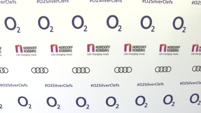ATMOSPHERE at Nordoff Robbins O2 Silver Clef Awards at Grosvenor House on July 01 2016 in London England