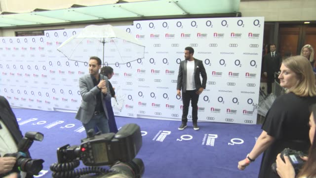 CLEAN at Nordoff Robbins O2 Silver Clef Awards at Grosvenor House on July 01 2016 in London England
