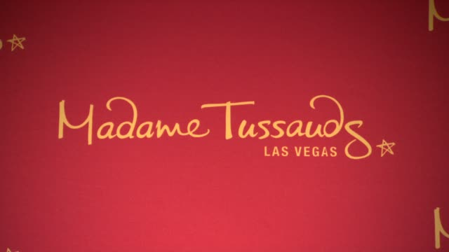 ATMOSPHERE at Olivia NewtonJohn Strikes A Pose With Her Brand New Madame Tussauds Hollywood Wax Figure in Las Vegas NV