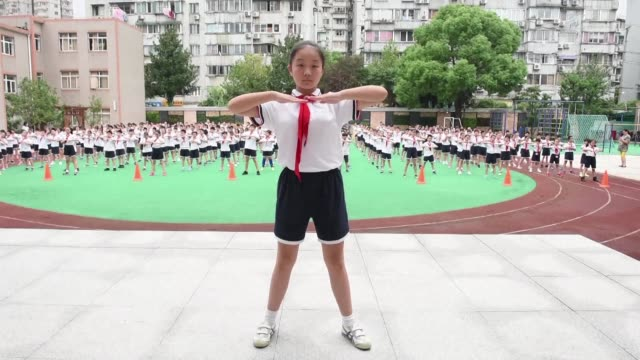 At one of the best primary schools in Shanghai China's next generation is taught everything from mathematics and English to hip hop dancing football...