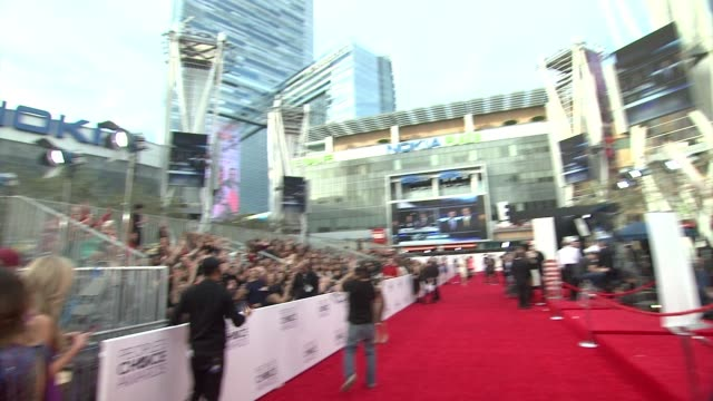 atmosphere at people's choice awards 2015 in los angeles ca - people's choice awards stock videos & royalty-free footage