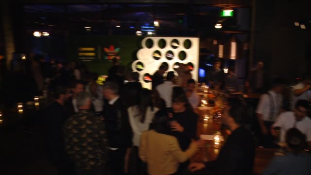 ATMOSPHERE at Pharrell Williams And adidas Celebrate Collaboration in Los Angeles CA