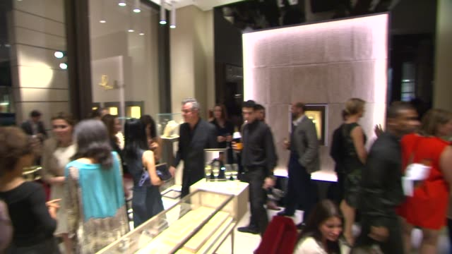 ATMOSPHERE at Pomellato Celebrates The Opening Of Its Rodeo Drive Boutique Hosted By Tilda Swinton And Benefiting MOCA on 1/30/12 in Los Angeles CA