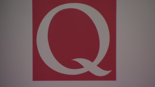 ATMOSPHERE at Q Awards 2013 at The Grosvenor House Hotel on October 21 2013 in London England