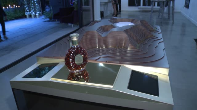 at rémy martin hosts a special evening with jeremy renner and fetty wap celebrating the exceptional in los angeles, ca 6/15/17 - wap stock videos & royalty-free footage