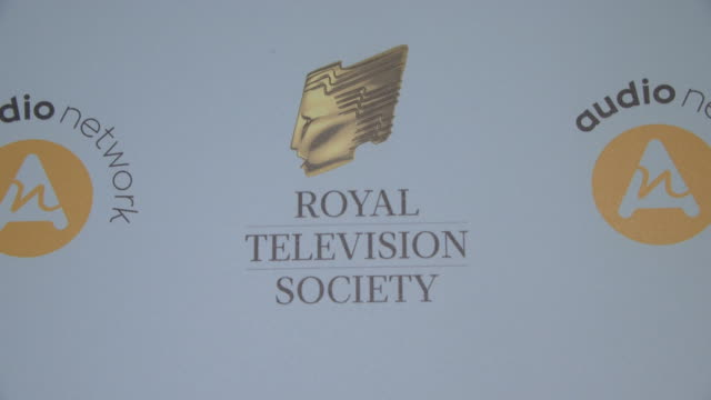 clean at royal television society programme awards at the grosvenor house hotel on march 20 2018 in london england - claudia winkleman stock-videos und b-roll-filmmaterial
