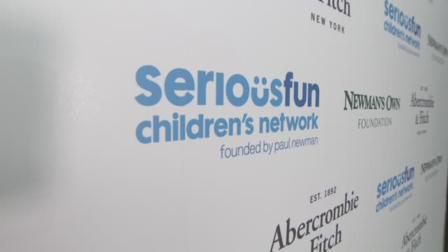 atmosphere at seriousfun children's network hosts star studded gala to celebrate the legacy of paul newman at the roundhouse on november 03 2015 in... - studded stock videos and b-roll footage