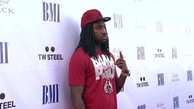 m16 at the 11th annual bmi urban awards at hollywood ca - m16 stock videos & royalty-free footage