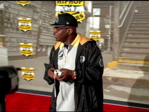 dj aj at the 2006 vh1 hip hop honors at the hammerstein ballroom in new york new york on october 7 2006 - hammerstein ballroom bildbanksvideor och videomaterial från bakom kulisserna
