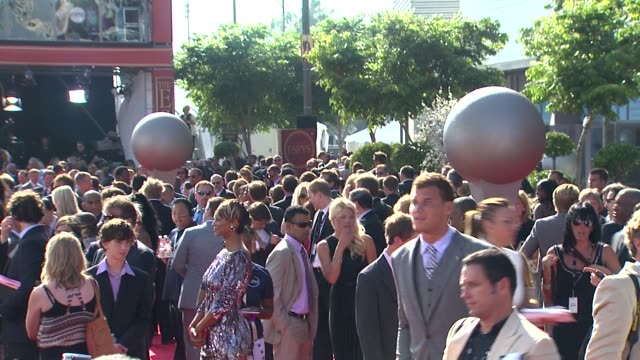 ATMOSPHERE at the 2011 ESPY Awards at Los Angeles CA