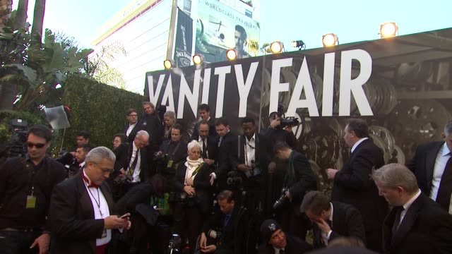 ATMOSPHERE at The 2013 Vanity Fair Oscar Party Hosted By Graydon Carter ATMOSPHERE at The 2013 Vanity Fair Oscar Party Hos at Sunset Tower on...