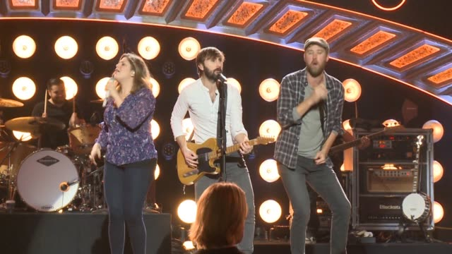 at the 2014 american country countdown awards - rehearsals on december 12, 2014 in nashville, tennessee. - country and western stock videos & royalty-free footage