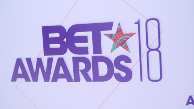 ATMOPSHERE at the 2018 BET Awards at Microsoft Theater on June 24 2018 in Los Angeles California