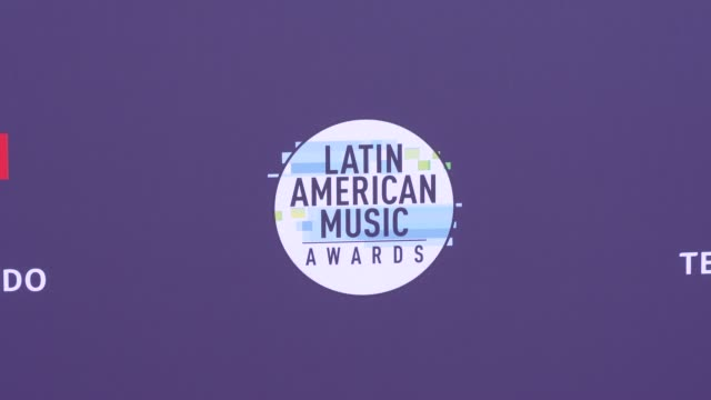 at the 2018 latin american music awards at dolby theatre on october 25, 2018 in hollywood, california. - the dolby theatre stock videos & royalty-free footage