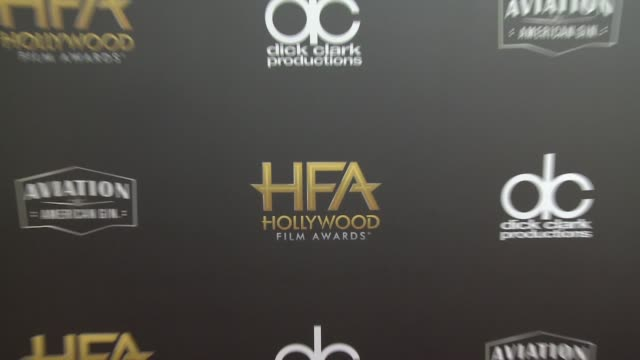 ATMOSPHERE at the 22nd Annual Hollywood Film Awards at The Beverly Hilton Hotel on November 04 2018 in Beverly Hills California