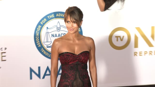 CLEAN at the 49th NAACP Image Awards at Pasadena Civic Auditorium on January 15 2018 in Pasadena California