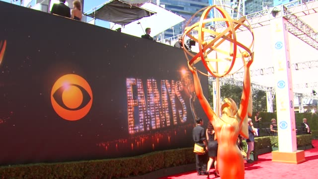 ATMOSPHERE at the 65th Annual Primetime Emmy Awards Arrivals in Los Angeles CA on 9/22/13