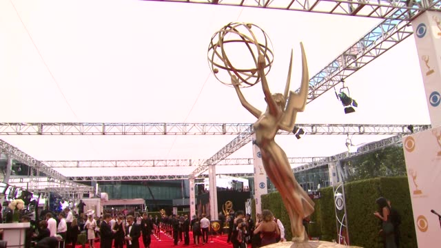 at the 65th annual primetime emmy awards - arrivals in los angeles, ca, on 9/22/13. - ceremony stock videos & royalty-free footage