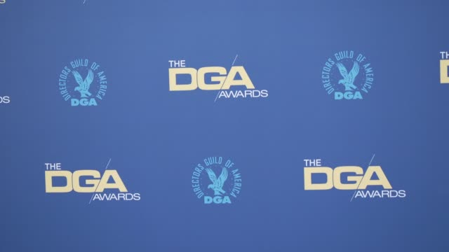 atmosphere at the 71st annual dga awards at the ray dolby ballroom at hollywood highland center on february 02 2019 in hollywood california - directors guild of america awards stock videos & royalty-free footage