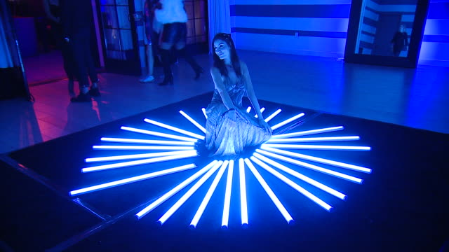 atmosphere at the 7th annual unicef masquerade ball 2019 in los angeles ca - unicef stock videos & royalty-free footage