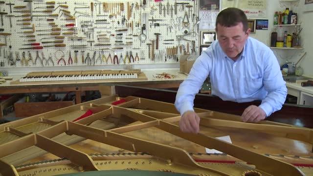 ITA: Italian piano maker sees craft threatened with extinction