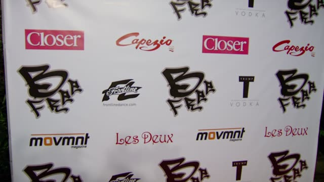 bfree at the birthday celebration and launch of bfree apparel and footwear collection hosted by frontline capezio at les deux in hollywood california... - les deux club stock videos & royalty-free footage
