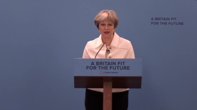 At the Conservative Party Spring Forum the Prime Minister discusses how important the NHS has been to her life and her response to Moscow's decision...