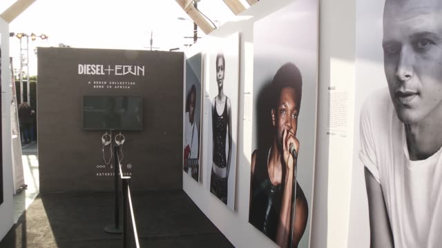 ATMOSPHERE at the DIESEL EDUN Studio Africa Event At Ron Herman With Advocate Solange ATMOSPHERE at the DIESEL EDUN Studio Africa Even at Ron Herman...