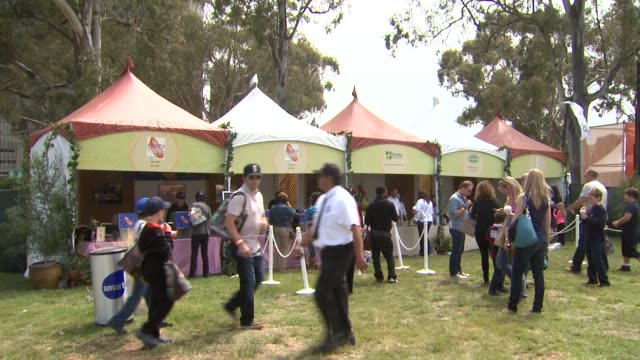 ATMOSPHERE at the Elizabeth Glaser Pediatric AIDS Foundation's 22nd Annual 'A Time For Heroes' Celebrity Carnival at Los Angeles CA