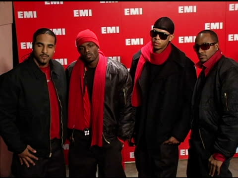 at the emi post-grammy awards bash at the beverly hilton in beverly hills, california on february 13, 2005. - emi grammy party stock videos & royalty-free footage