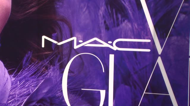 atmosphere at the fergie reveals viva glam vi special edition lipstick for mac cosmetics at los angeles ca - fergie duhamel stock videos and b-roll footage
