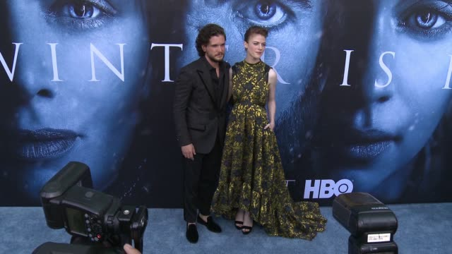 CLEAN at the 'Game of Thrones' Season 7 Premiere at Walt Disney Concert Hall on July 12 2017 in Los Angeles California
