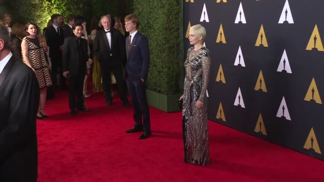 at the highly acclaimed evening of the governors awards in los angeles which traditionally marks the start of the hollywood awards season and the... - tori amos stock videos & royalty-free footage