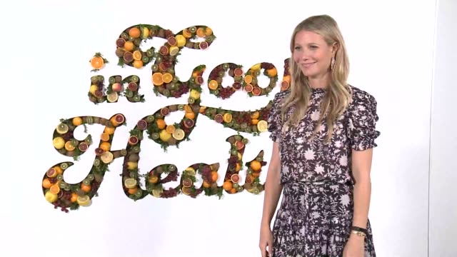 CLEAN at the In goop Health Summit at 3LABS on June 09 2018 in Culver City California